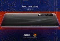 OPPO y el FC Barcelona lanzan la campaña Go for it para celebrar su colaboración por quinto año consecutivo