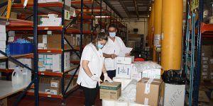SATSE pide a Sanidad que se asegure el suficiente material de protección ante una posible segunda oleada
