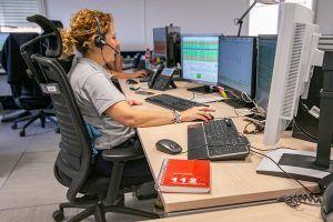Se incrementan en más de 2.000 el número de llamadas recibidas desde la central de Teleasistencia domiciliaria al Servicio de Emergencias 1-1-2