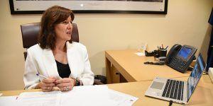 Castilla-La Mancha explica las medidas que ha tomado desde el inicio de la pandemia para proteger a las mujeres víctimas de violencia de género