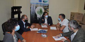 CEOE-Cepyme Cuenca y el Ayuntamiento de Cuenca analizan los mecanismos de retención para los proyectos UFIL