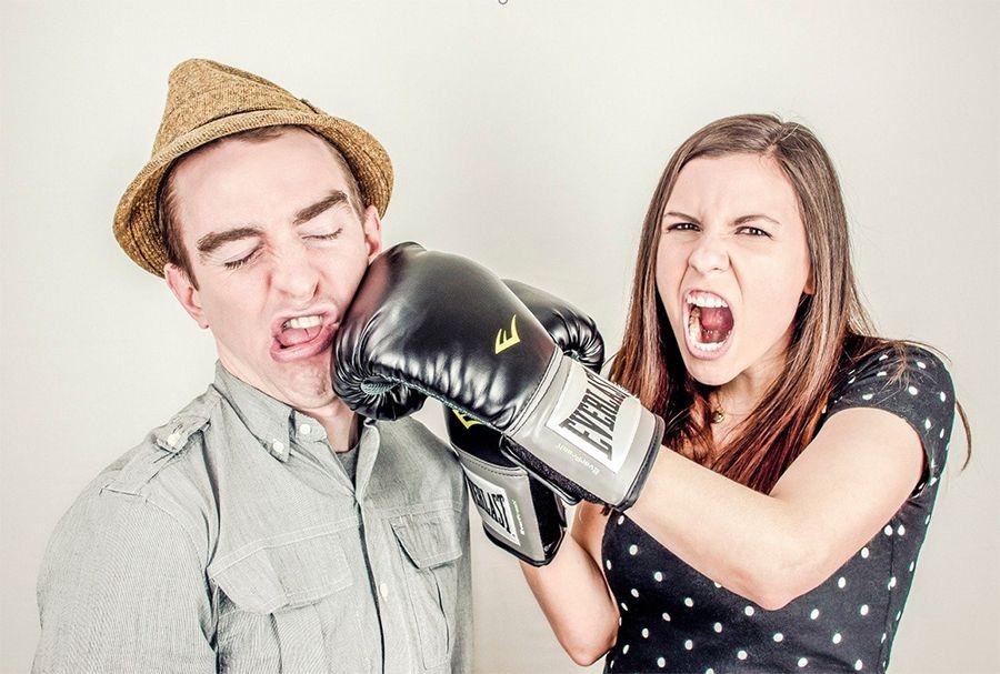 Conflictos de pareja Como solucionarlos