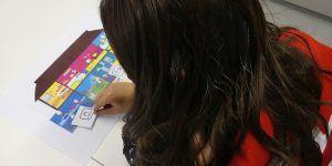 Cruz Roja Cuenca diseña un juego para enseñar a los más pequeños Primeros Auxilios en el hogar