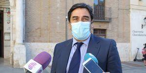 Echániz exige a García-Page que afronte la pandemia en Castilla-La Mancha y abandone la confrontación con Madrid
