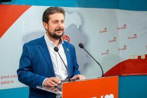 El alcalde de Sacedón lamenta el oportunismo político del senador Antonio Román y su memoria selectiva respecto al problema del agua