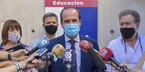 El Ayuntamiento de Guadalajara pone en marcha un paquete de medidas contra el Covid-19 para el inicio del curso relacionadas con las desinfecciones, la movilidad y el control de accesos