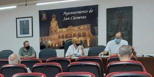 El Ayuntamiento de San Clemente constituye por primera vez un Comité de Seguridad Laboral