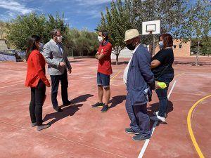 El CEIP nº 4 de Torrejón del Rey afronta el nuevo curso escolar con espacios reordenados y ajustados a las necesidades de la comunidad educativa del municipio