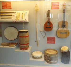 El Centro de la Cultura Tradicional de la  Diputación de Guadalajara participa en las IX Jornadas Instrumenta
