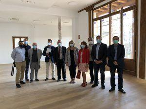 El Consorcio de la Ciudad de Cuenca aprueba los pliegos de condiciones para la licitación de las obras de reparación de la calle Canónigos