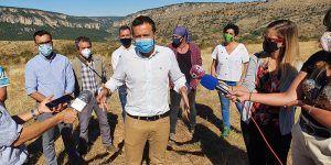 El Gobierno regional lidera el Life Ribermine, un proyecto pionero en Europa que cuenta con una inversión de 3 millones de euros para recuperar los antiguos espacios mineros del Alto Tajo