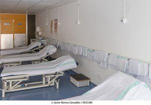 El Gobierno regional sigue invirtiendo para que el Hospital de Guadalajara esté preparado en caso de aumentar la necesidad de camas por Covid-19
