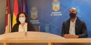 El Grupo Popular incide en que el Ayuntamiento de Guadalajara debe adoptar medidas reales para garantizar la seguridad en las aulas