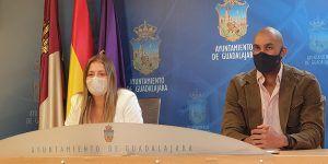 El Grupo Popular insta al gobierno de Rojo a tomar medidas contra la ocupación ilegal de viviendas en Guadalajara