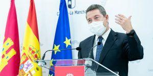 El presidente de Castilla-La Mancha anuncia el reparto de 10.373 tablets digitales en los colegios para educación Infantil y Primaria