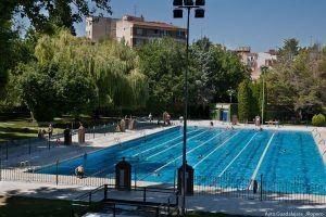 Este domingo, último día de apertura de la piscina municipal de San Roque para uso recreativo