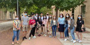 Estudiantes internacionales inician estudios de grado y máster en los campus de la UCLM