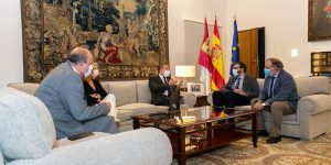 """Gutiérrez """"El popurrí de medidas del PP supone casi 4.000 millones de euros, nueve veces más que los fondos COVID que recibirá CLM"""""""