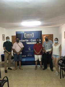 Invierte en Cuenca se interesa por las posibilidades de captar inversiones de Villalba del Rey
