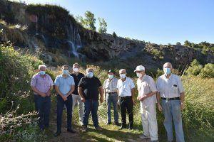 La Diputación de Cuenca concede una ayuda de 85.000 euros a Valdemoro de la Sierra para adecuar el camino a la Cascada de la Balsa