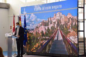 La Diputación de Cuenca publica las ayudas para que 115 ayuntamientos refuercen la limpieza de los colegios de la provincia