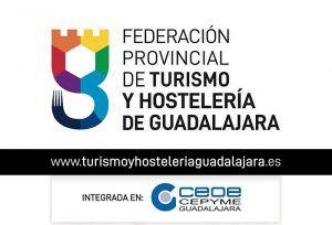 La Federación de Turismo y Hostelería de Guadalajara estará presente en la concentración del 9 de septiembre en Madrid