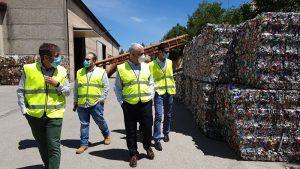 La generación mensual de residuos en la provincia de Guadalajara aumentó hasta un 7% este verano