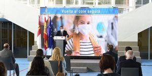 La Junta dará de manera inminente el visto bueno a un parque eólico en la provincia de Cuenca con una inversión de 211 millones de euros