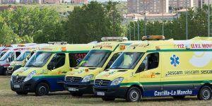 Los convocantes de la Huelga de ambulancias de la semana que viene anuncian además concentraciones ante los hospitales y ante el SESCAM