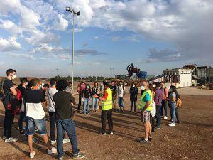 Los participantes del proyecto UFIL regresan a las actividades presenciales en Cuenca