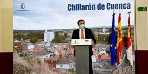 Martínez Chana anuncia que más del 90% de los ayuntamientos de Cuenca han solicitado el Plan de Infraestructuras Deportivas