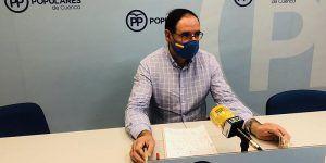 """Prieto """"Las medidas de la Junta no están siendo eficaces y, desgraciadamente, nos enfrentamos a una situación similar a marzo"""""""
