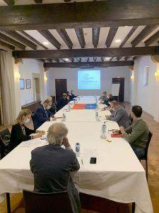 Primera reunión del Consejo Rector de la candidatura seguntina a Patrimonio Mundial de la UNESCO