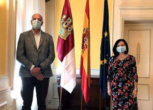 Silvia Ortiz, nueva delegada en Cuenca de MUFACE