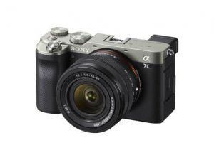 Sony presenta la cámara Alpha 7C y un nuevo objetivo con zoom; el sistema de cámara full-frame más pequeño y ligero del mundo