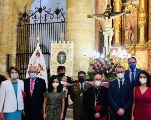 Villaescusa de Haro agradece a través del Regimiento Saboya la encomiable labor del Ejército español durante la actual pandemia