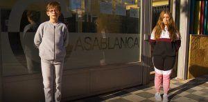 Alumnas y alumnos del colegio Casablanca de Cuenca conmemoran el Día Internacional de la Niña en un vídeo en el que enumeran sus derechos