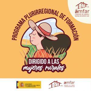AMFAR inaugura tres cursos y abre la matrícula de otros siete para mujeres rurales