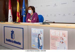 Arranca en Guadalajara la campaña de vacunación antigripal con el objetivo de alcanzar una cobertura del 75 por ciento en mayores de 65 años