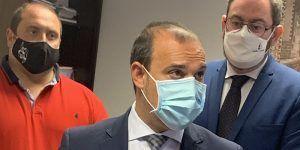 """Bellido confía en un Debate sobre el estado de la región """"sano, constructivo y con unidad"""" contra la pandemia"""
