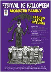 El Ayuntamiento de Guadalajara prepara una actividad infantil y cultural con motivo de Halloween con todas las medidas de seguridad e higiene anti COVID-19