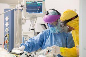 Castilla-La Mancha aguanta y mantiene los hospitales por debajo de 500 personas en planta durante la segunda ola del coronavirus