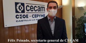 CECAM expresa su preocupación porque haya sectores que quedan fuera de las bonificaciones de cuotas