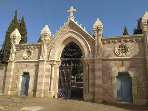 Cementerio Cuenca