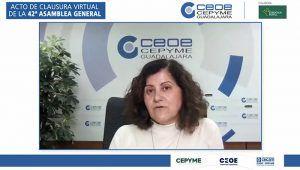 CEOE-Cepyme Guadalajara celebra su 42 Asamblea General apostando por el futuro a pesar de la actual incertidumbre
