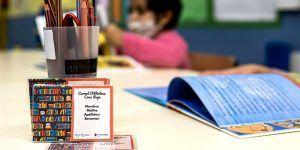 Cruz Roja Juventud pone en marcha en Cuenca el servicio infantil de animación a la lectura coincidiendo con el Día de la Biblioteca