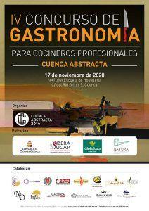 """""""Cuenca Abstracta"""" pone en marcha su IV Concurso de Gastronomía para cocineros profesionales"""