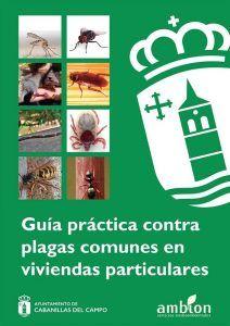 El Ayuntamiento de Cabanillas y la empresa Ambión editan una Guía para ayudar a combatir la presencia de plagas en viviendas