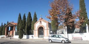 """El Cementerio Municipal de Cabanillas establece un control de accesos del 29 de octubre al 1 de noviembre, por """"Todos los Santos"""""""