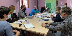 El Gobierno regional trabajará de la mano con los Grupos de Acción Local para impulsar proyectos que impliquen un desarrollo para Guadalajara